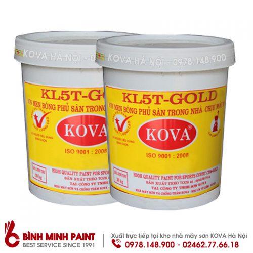 Mua sơn KOVA Epoxy sơn khu vực hầm để xe 100% chính hãng tại nhà máy